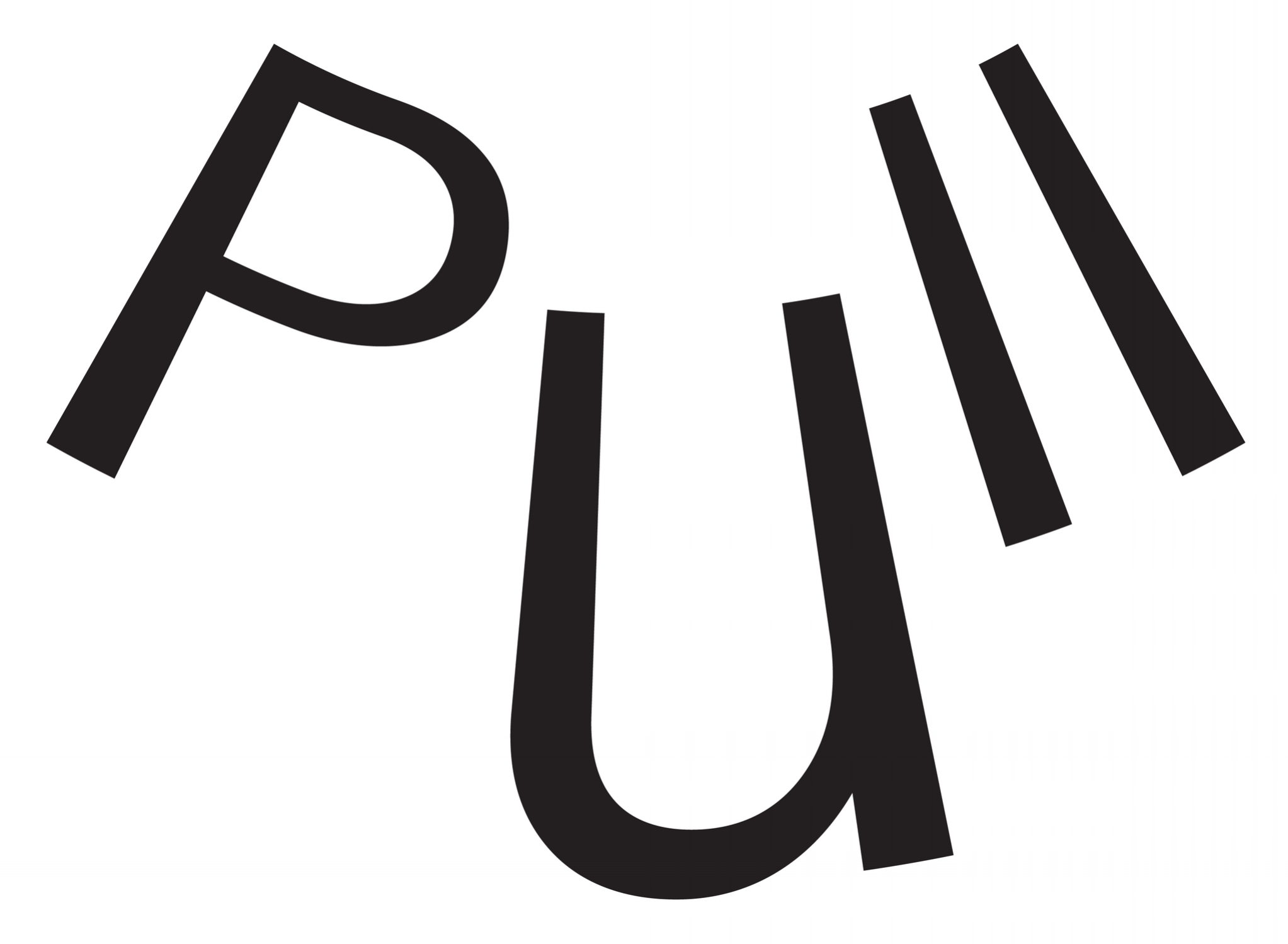 Expressive Word: Pull