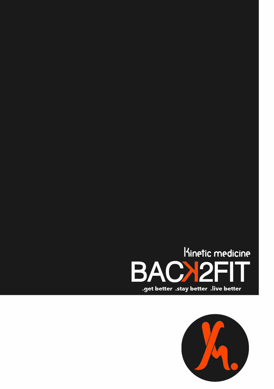 Struggling with pain?  Check out our free pain resource 'Back2Fit': the essential guide to managing persistent pain.
