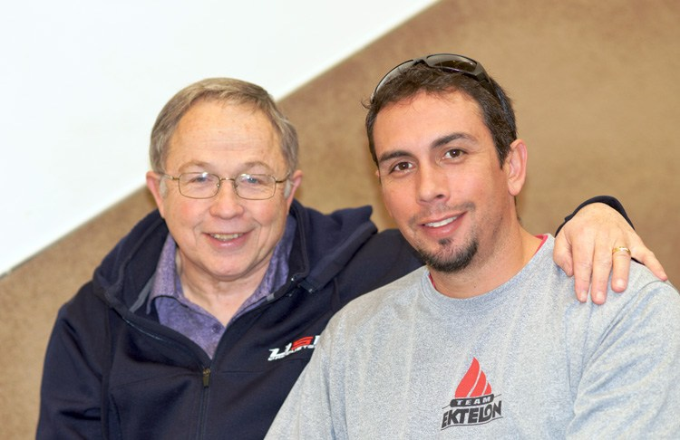 Dave and John Elllis
