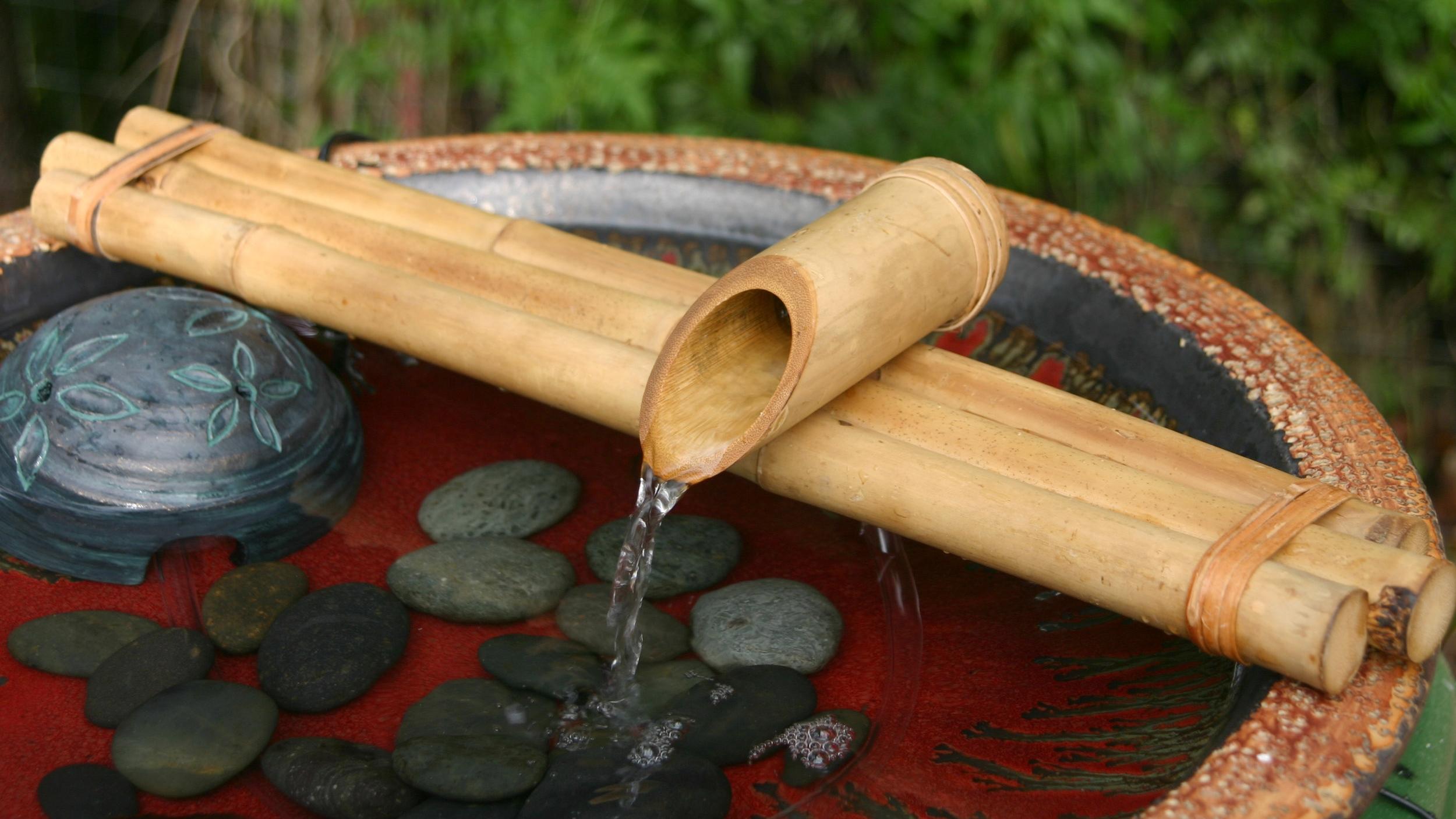 diy water zen garden