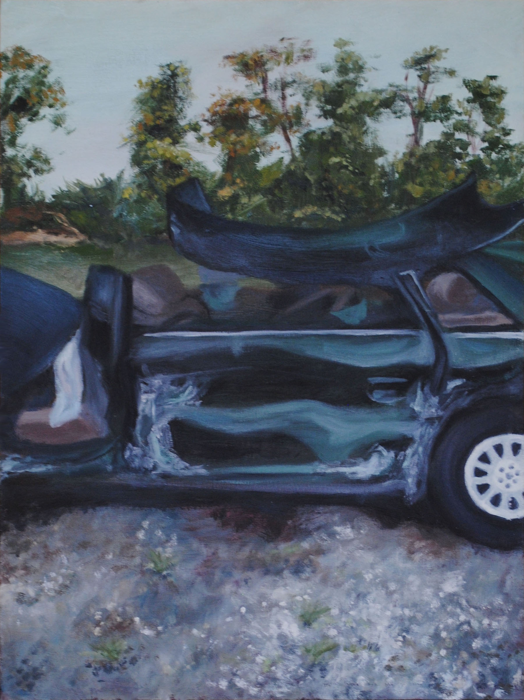 """Crash part 2"" by Emily Urban"