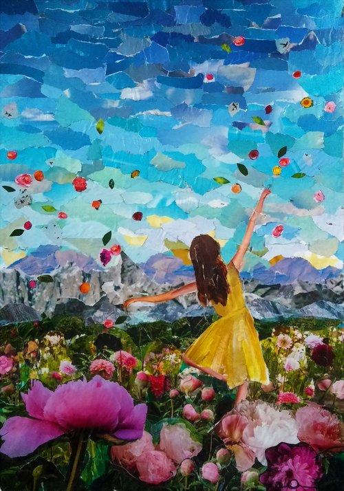 """""""Bloom"""" by Delia Chen"""