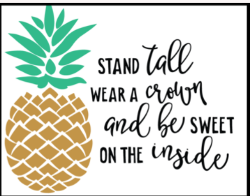 Copy of MB-Stand Tall Pineapple