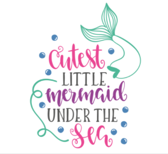 Copy of K-Cutest Mermaid