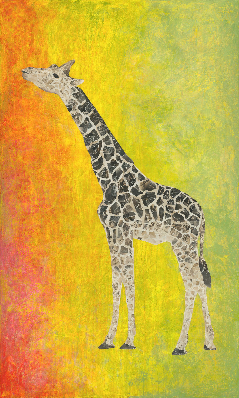 Giraffe 36x60