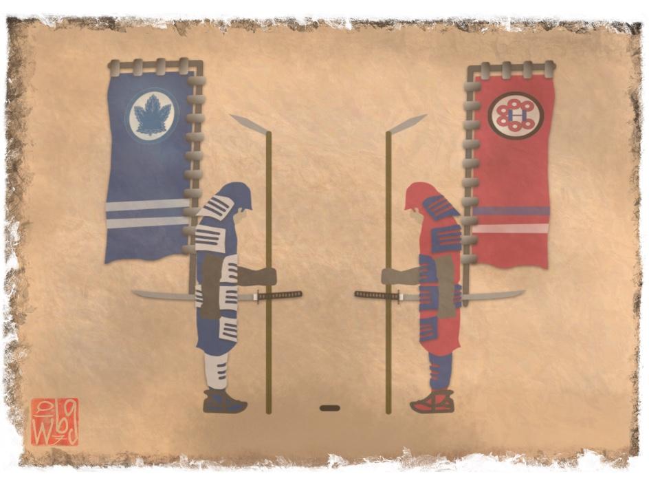 Maple Leafs vs. Canadiens