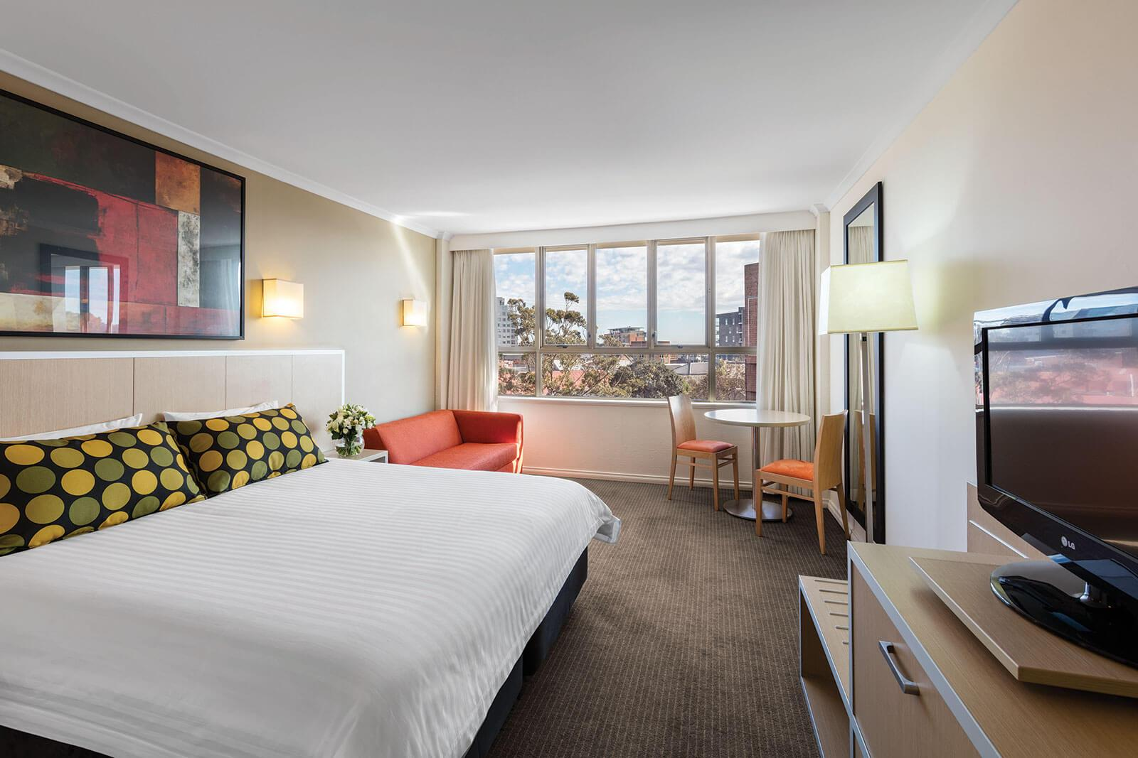 Package Inclusions: - Package includes returns airfares with FlyPelican and 2 nights accommodation in the Travelodge Newcastle.Located right in the heart of the Newcastle CBD you'll be staying at Travelodge, close to Marketown Shopping Centre, Maritime Centre, Darby St Precinct, Hunter St Mall, Newcastle Art Gallery, Newcastle Museum, Entertainment centre, Nobbys Beach and Hunter Stadium.At Travelodge, experience the easy pace of late express check-out at 11am as well as the convenience of Dry Cleaning (fees apply), Laundry – On-site (coin operated), Wake Up Calls, 100% Non-Smoking Hotel, Safety Deposit Box (in-room) and Luggage Storage Facilities.Prices starting from:$359* pp/twin share ex Ballina/Dubbo$379* pp/twin share ex Sydney$559* pp/twin share ex Canberra★★★★