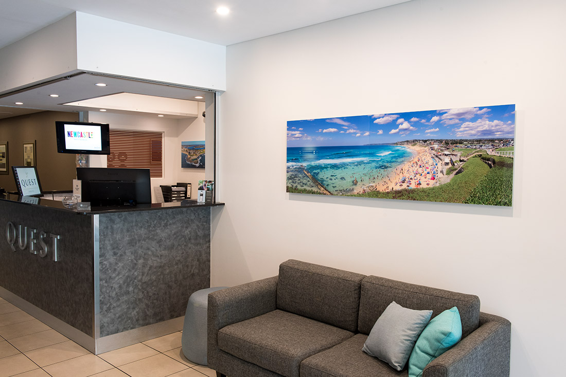 Corporate Stay  - Quest Apartments Newcastle, 2 nights in a 1 bedroom and return flights.ex Ballina, Dubbo, Canberra, MudgeeStarting from $449 per person twin share