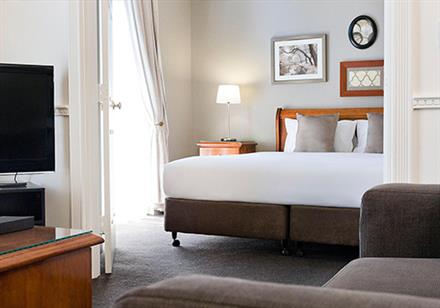 Majestic Old Lion Apartments - Majestic Old Lion Apartments 2 nights accommodation in a One Bedroom Apartment, return airfares ex NewcastleStarting from $559*per person twin share★★★★