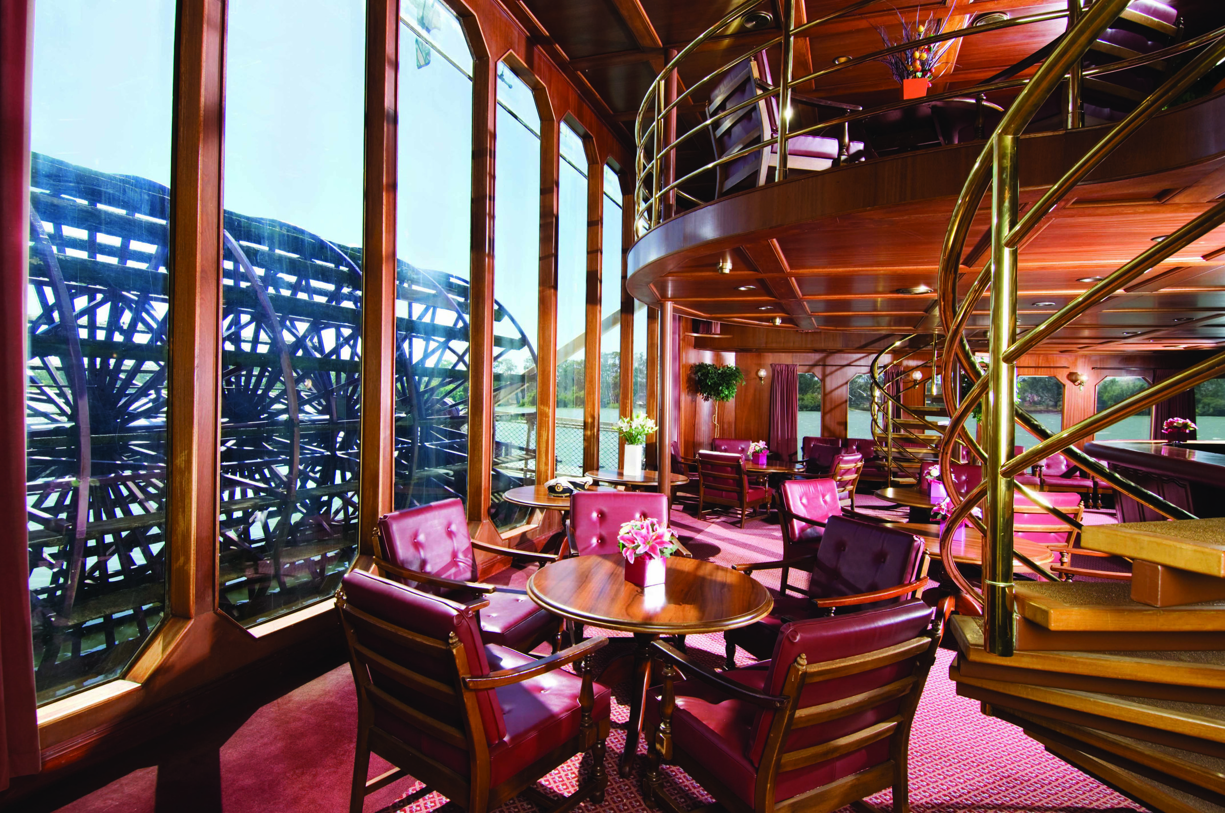 Package Inclusions:  - The package includes return flights from Newcastle to Adelaide,airport transfers, two nights accommodation at the Mayfair Hotel,located in the heart of the city and a full day Adelaide and HahndorfSightseeing tour. Then discover the Murray River's history onboardCaptain Cook Cruises, PS Murray Princess (picturedabove). The three night cruise includes accommodation, all meals(buffet & a la carte), guided nature walks, onshore excursions,Captains Dinner and Cocktail Party, live entertainment, 24 hr self servicetea and coffee bar and scenic coach transfers from and to Adelaide. Extend to a four or seven night cruise and upgrades to outside cabins or staterooms available.Contact us to add more nights, room upgrades, add more persons, a rental car or other optional activitiesPrices starting from:$1879* pp/twin share ex Newcastle★★★★★