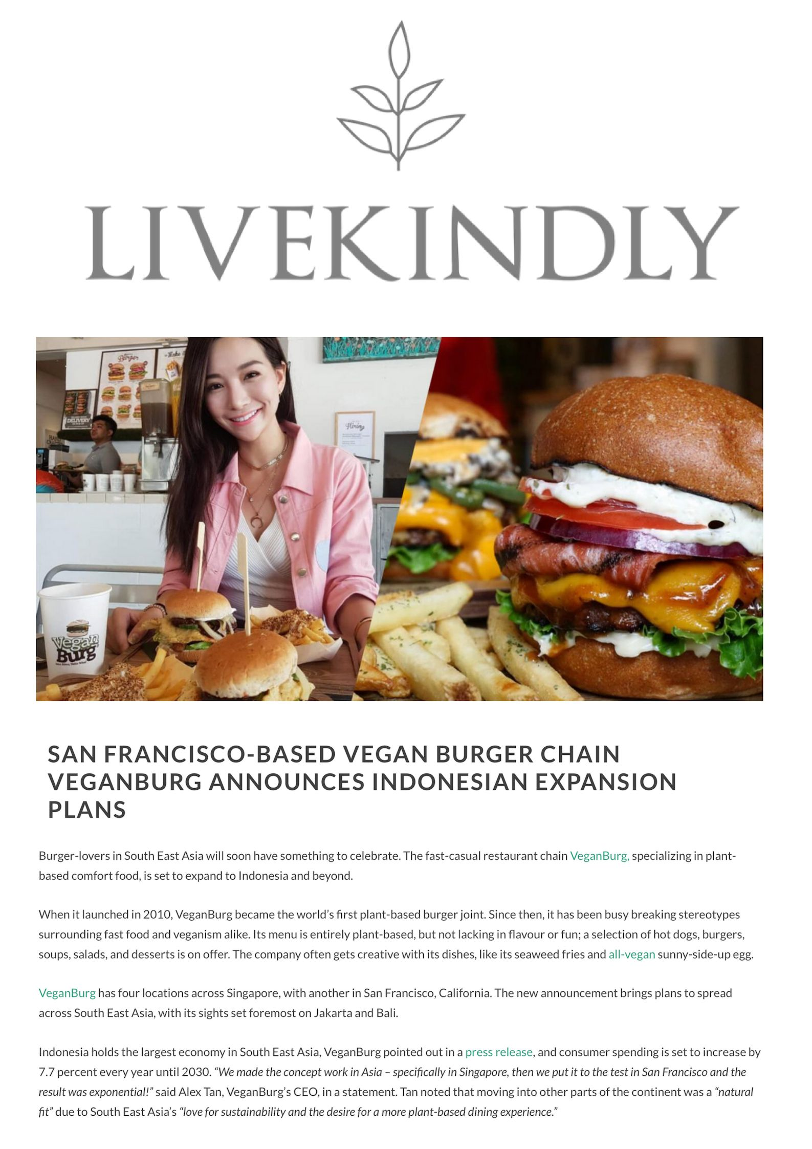 Vegan fast food burger chain VeganBurg has announced its expansion plans across South East Asia, beginning in Jakarta, Indonesia_.jpg