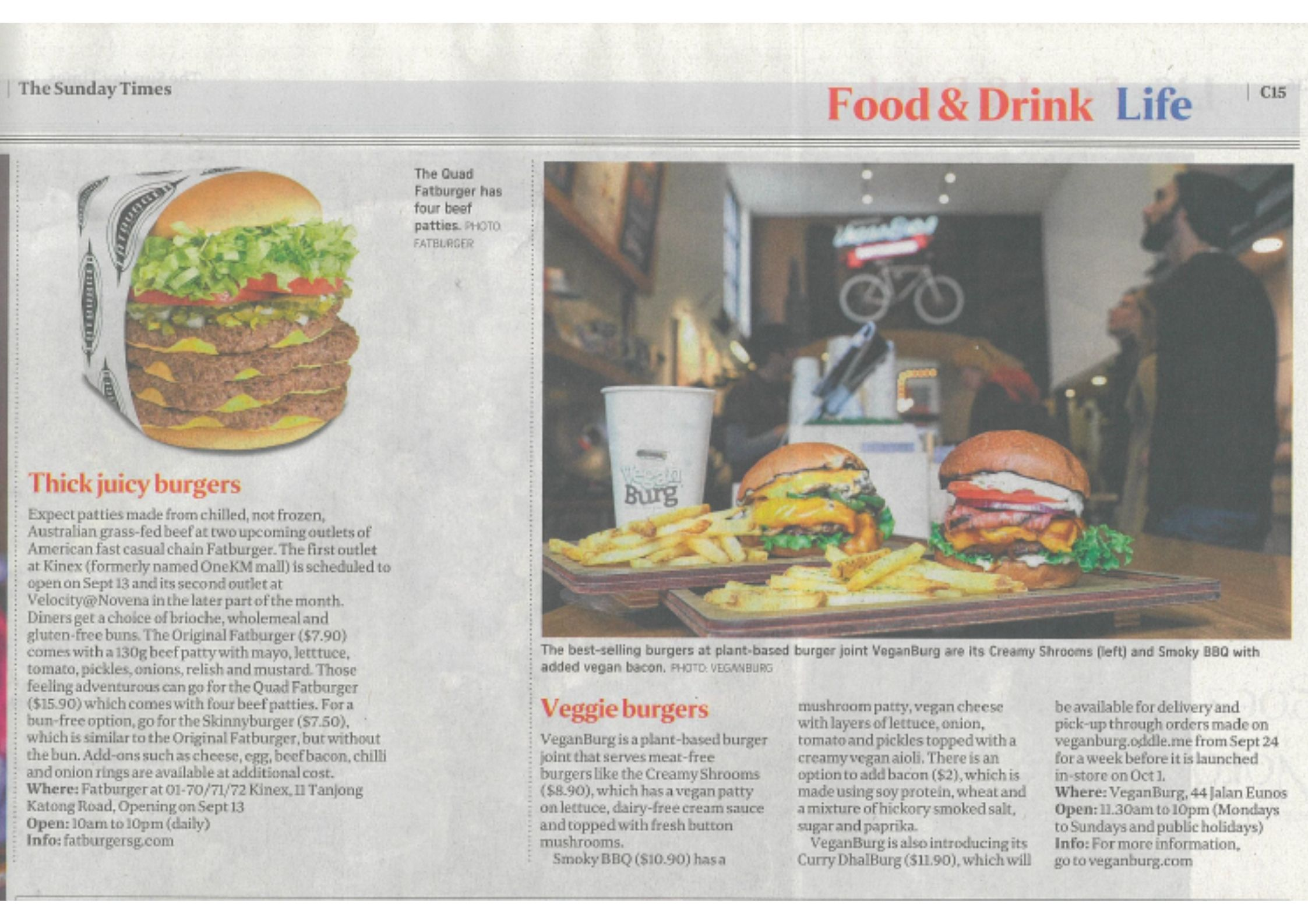 Straits Times Life! Big on Burgers in Singapore.jpg