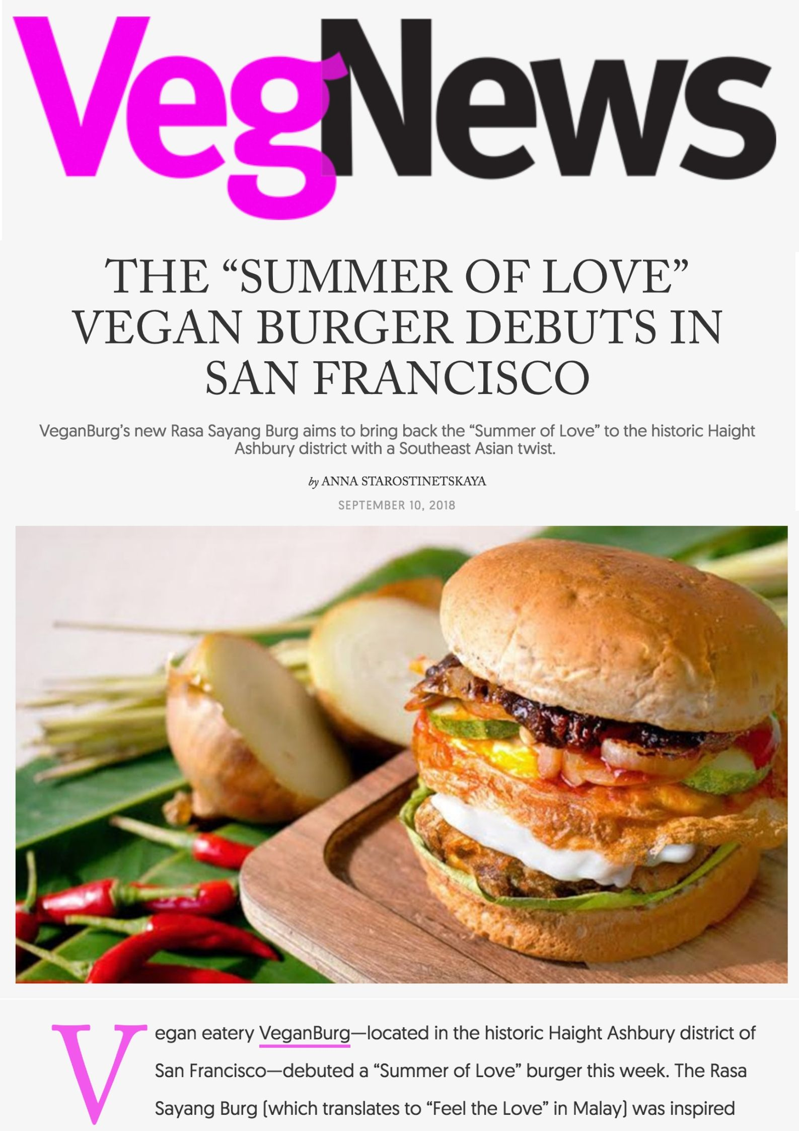 "Vegnews_ THE ""SUMMER OF LOVE"" VEGAN BURGER DEBUTS IN SAN FRANCISCO.jpg"