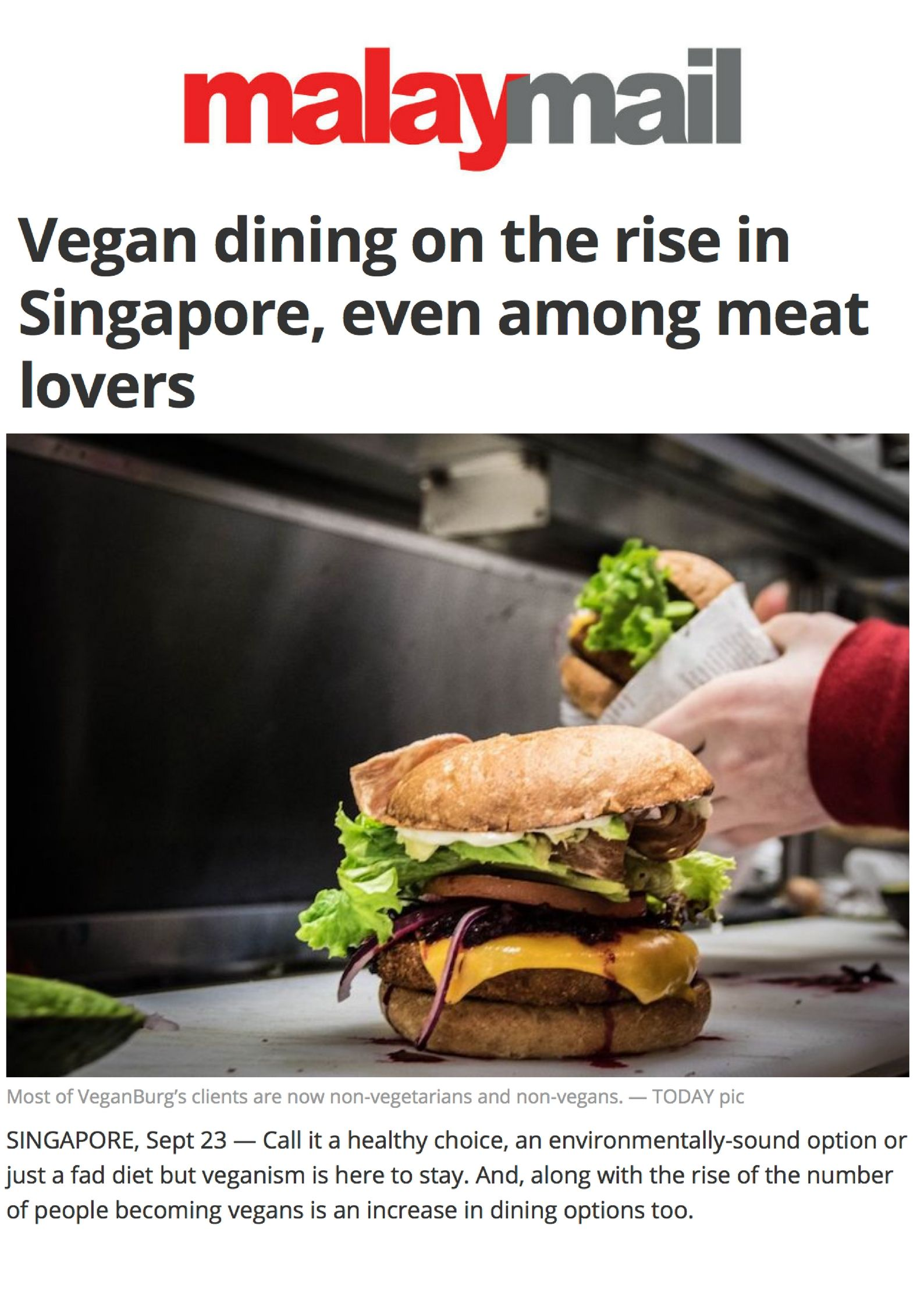 Malay Mail_ Vegan dining on the rise in Singapore, even among meat lovers.jpg