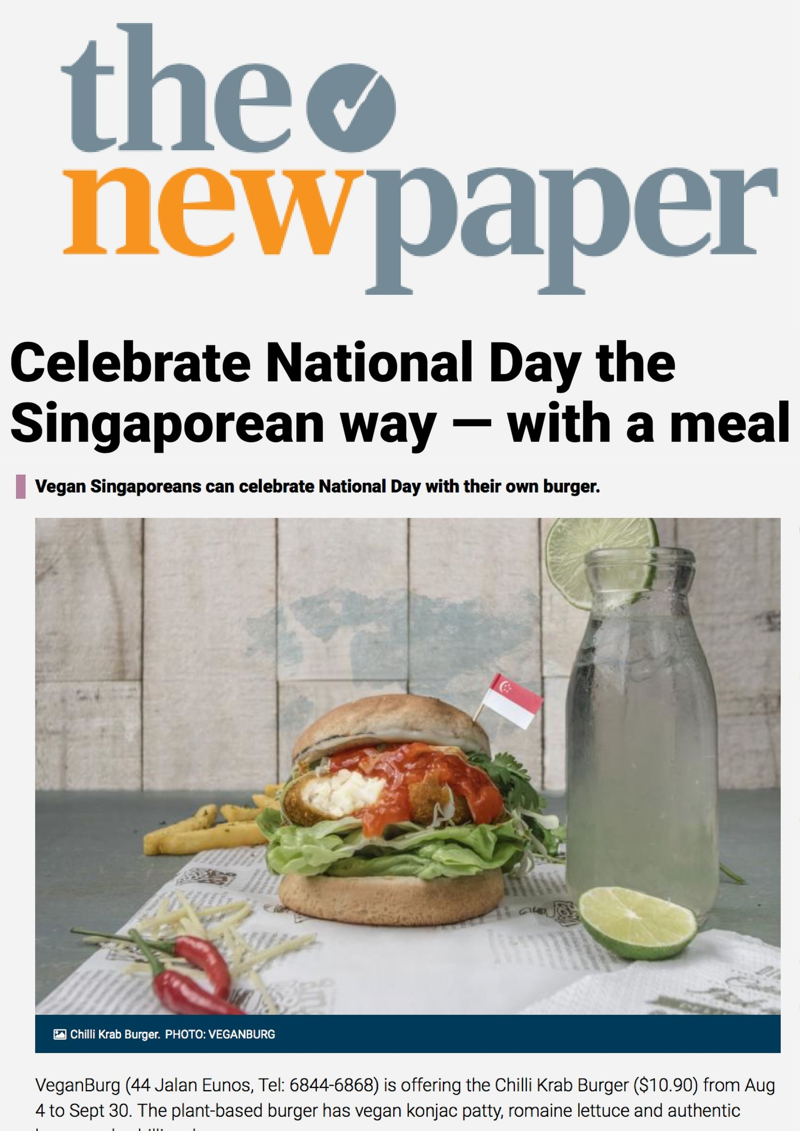 The New Paper_ Vegan Singaporeans can celebrate National Day with their own burger_.jpg
