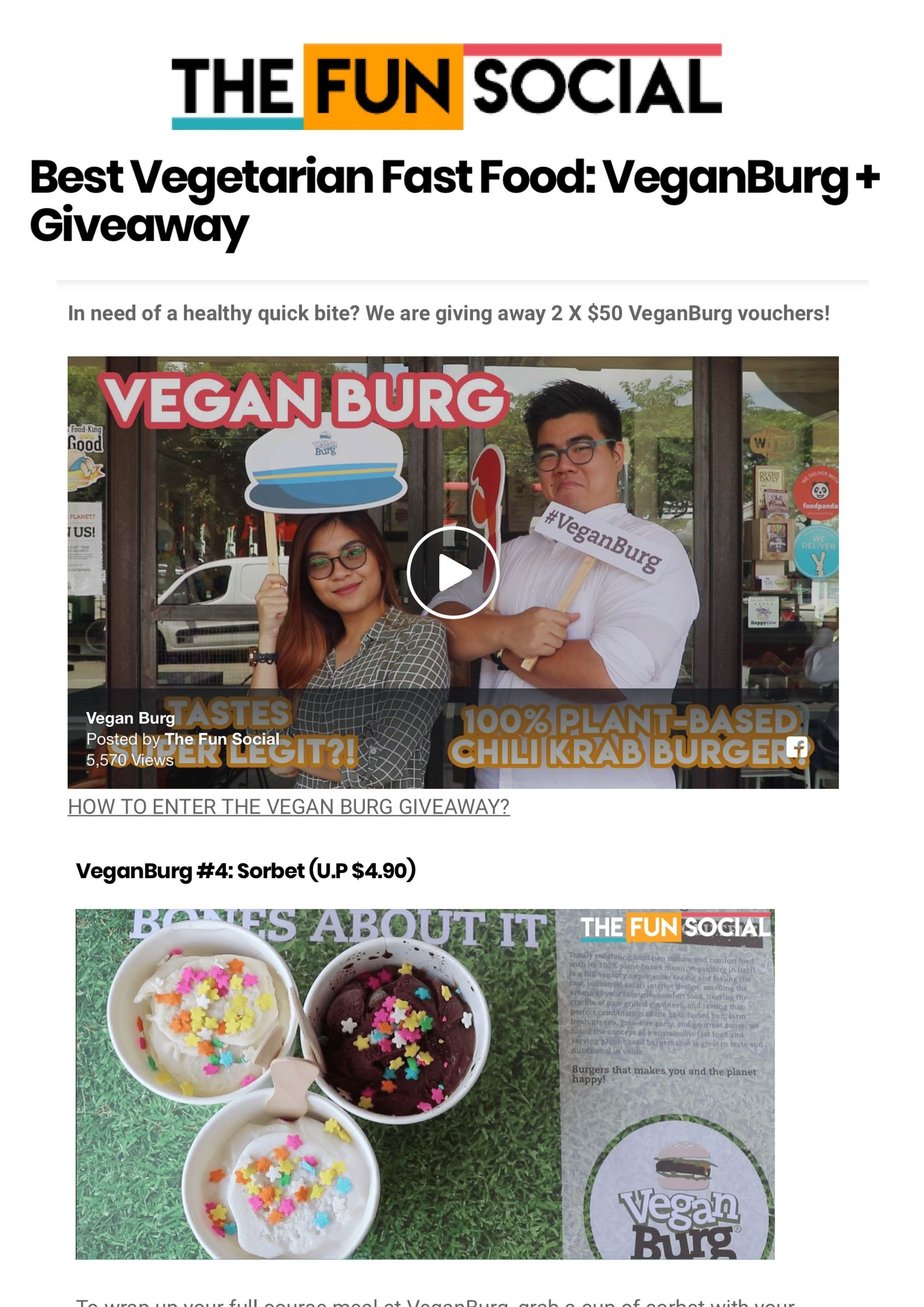 The Fun Social_ Best Vegetarian Fast Food_ VeganBurg + Giveaway.jpg