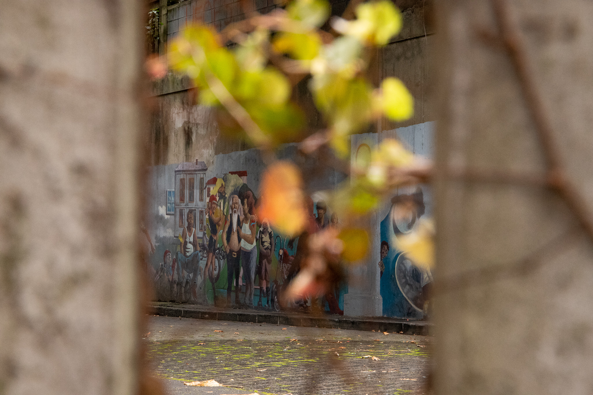 Street Art Revealed by Anthony Sowerby  Canon EOS 6D Mark II 24-105mm f/3.5-5.6 83mm | ISO 8000 | f/11 | 1/60 sec