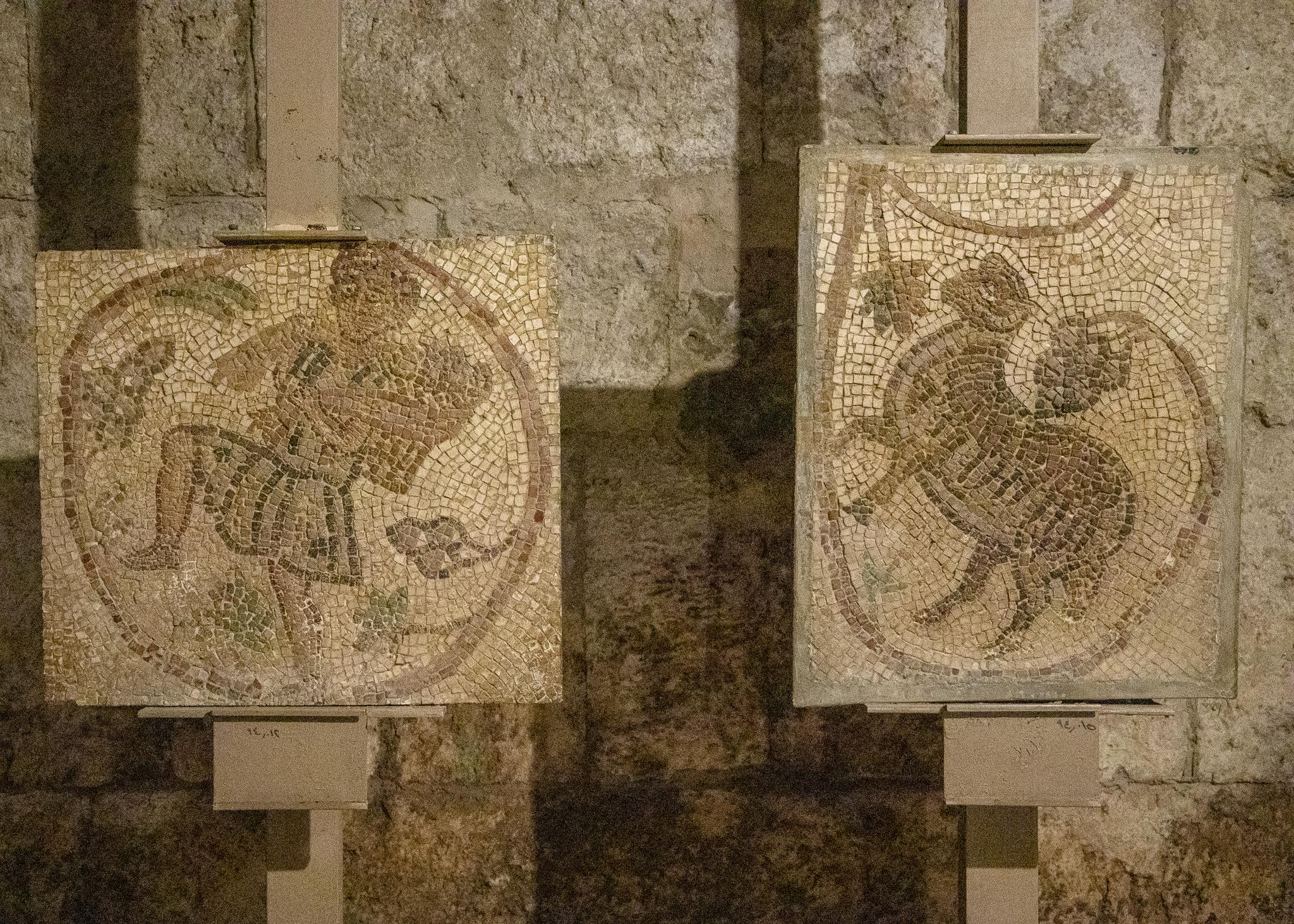 Some fine mosaics