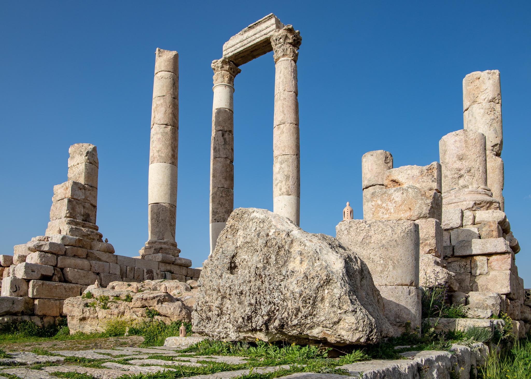 The Pillar of Hercules