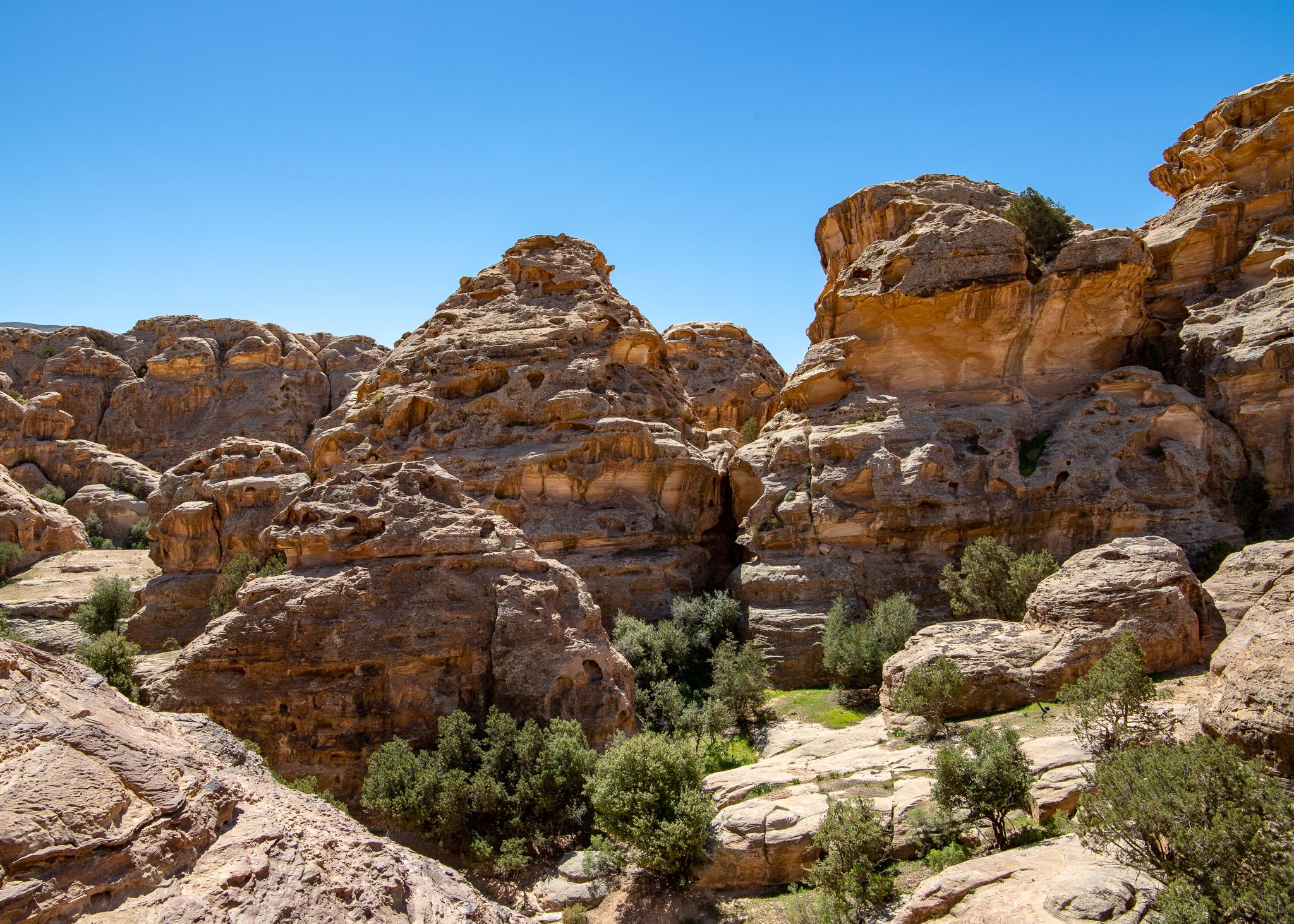 Views of the Hidden Canyon
