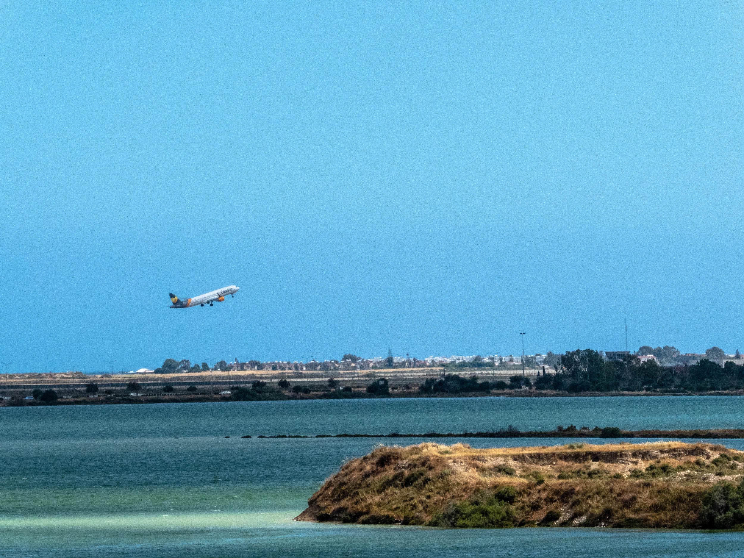 A plane spotter's dream