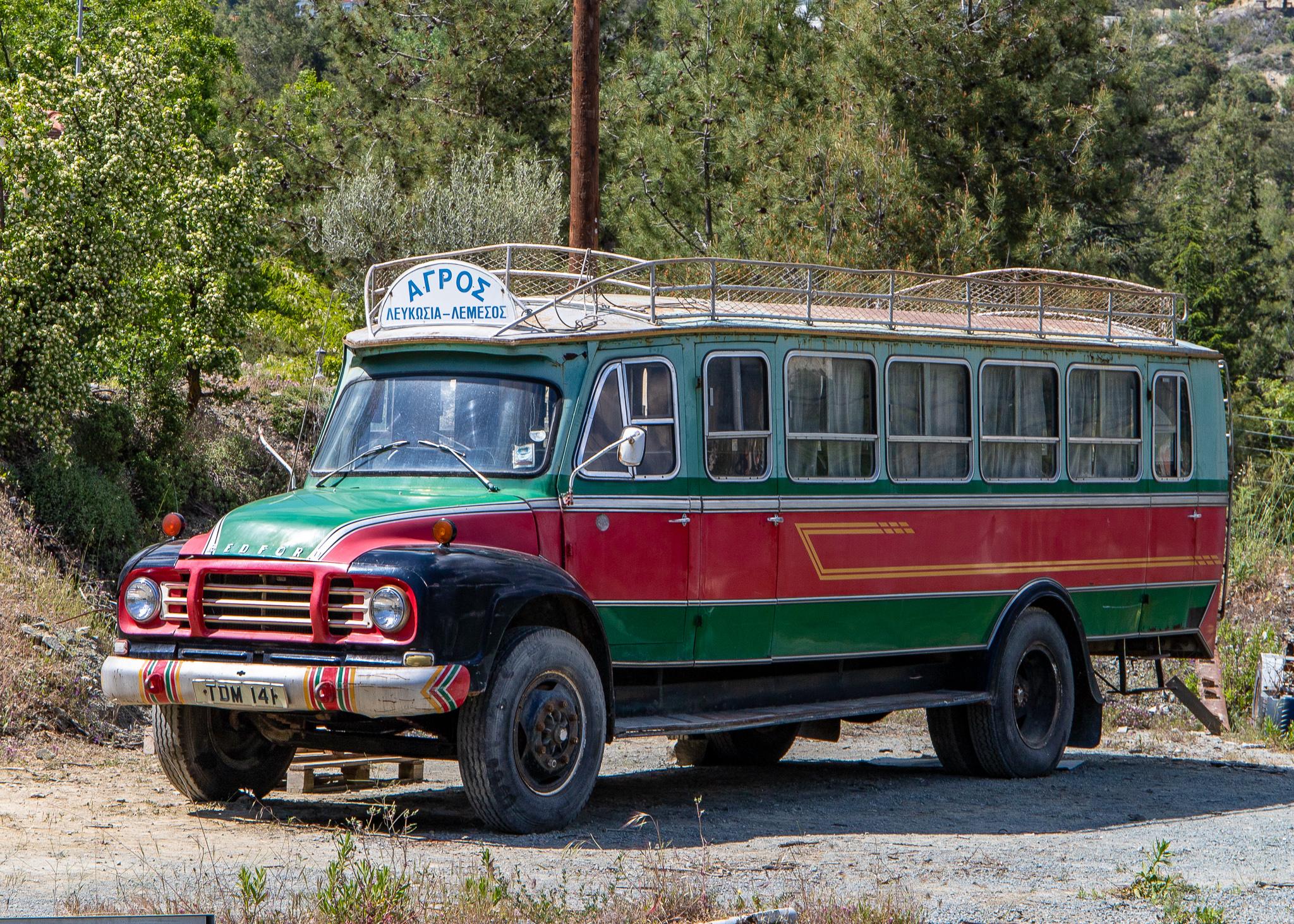 Local transport options