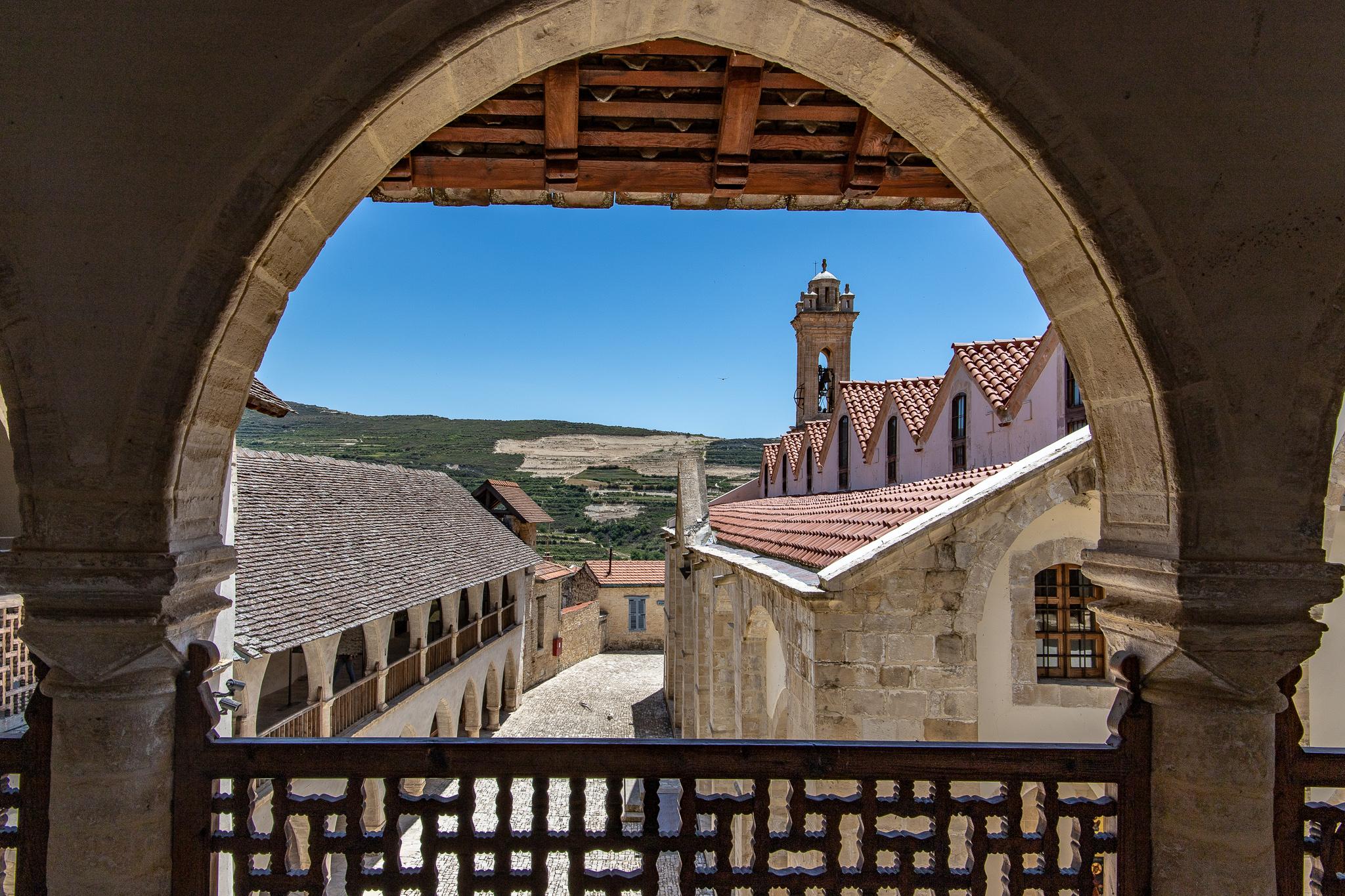Monastery Views