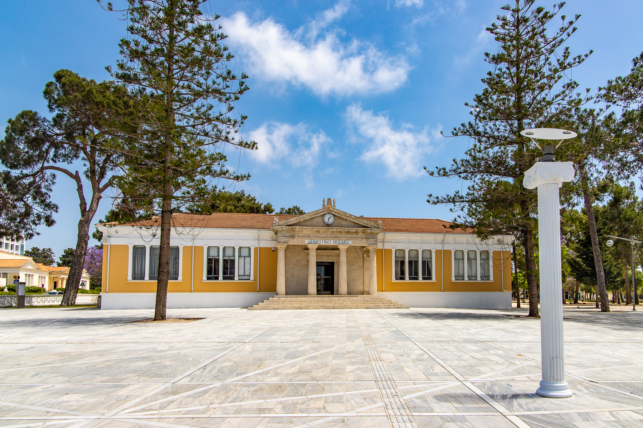 Paphos Town Hall