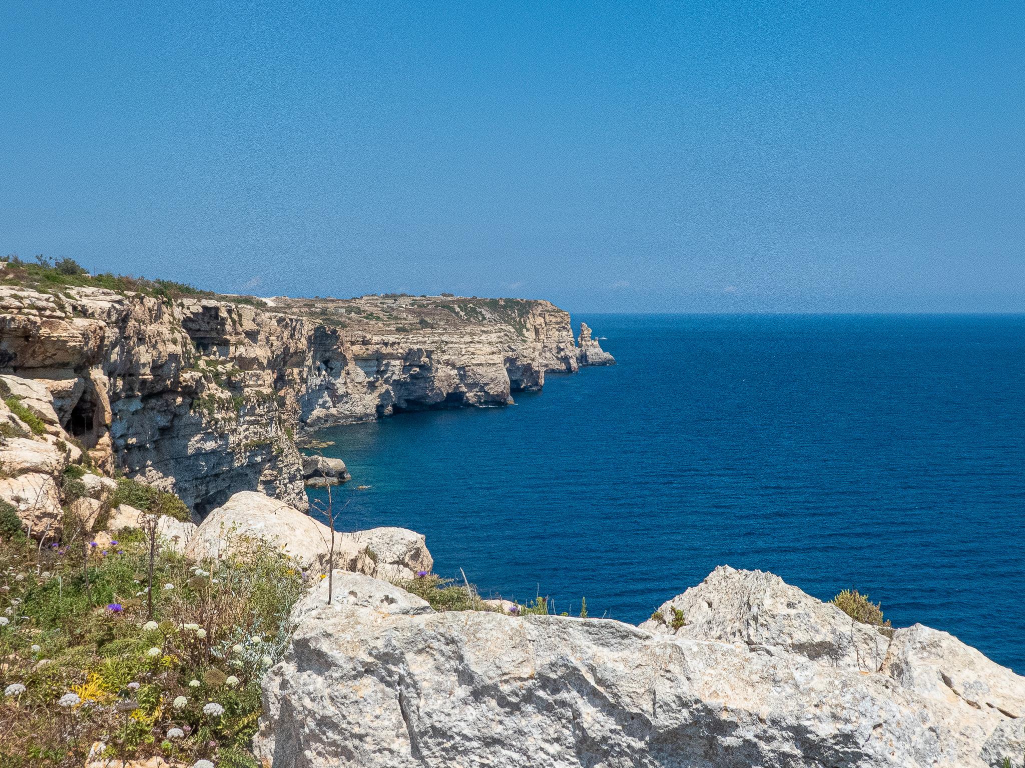 Views near Ghar Hasan Cave