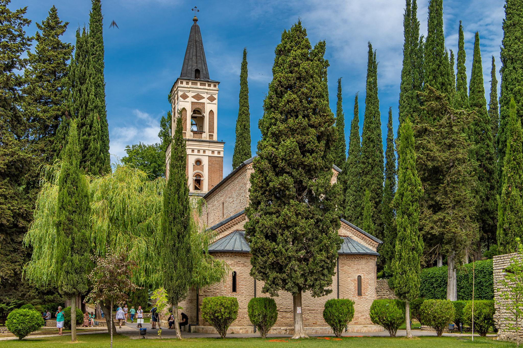 St Nino Monastery Bell Tower