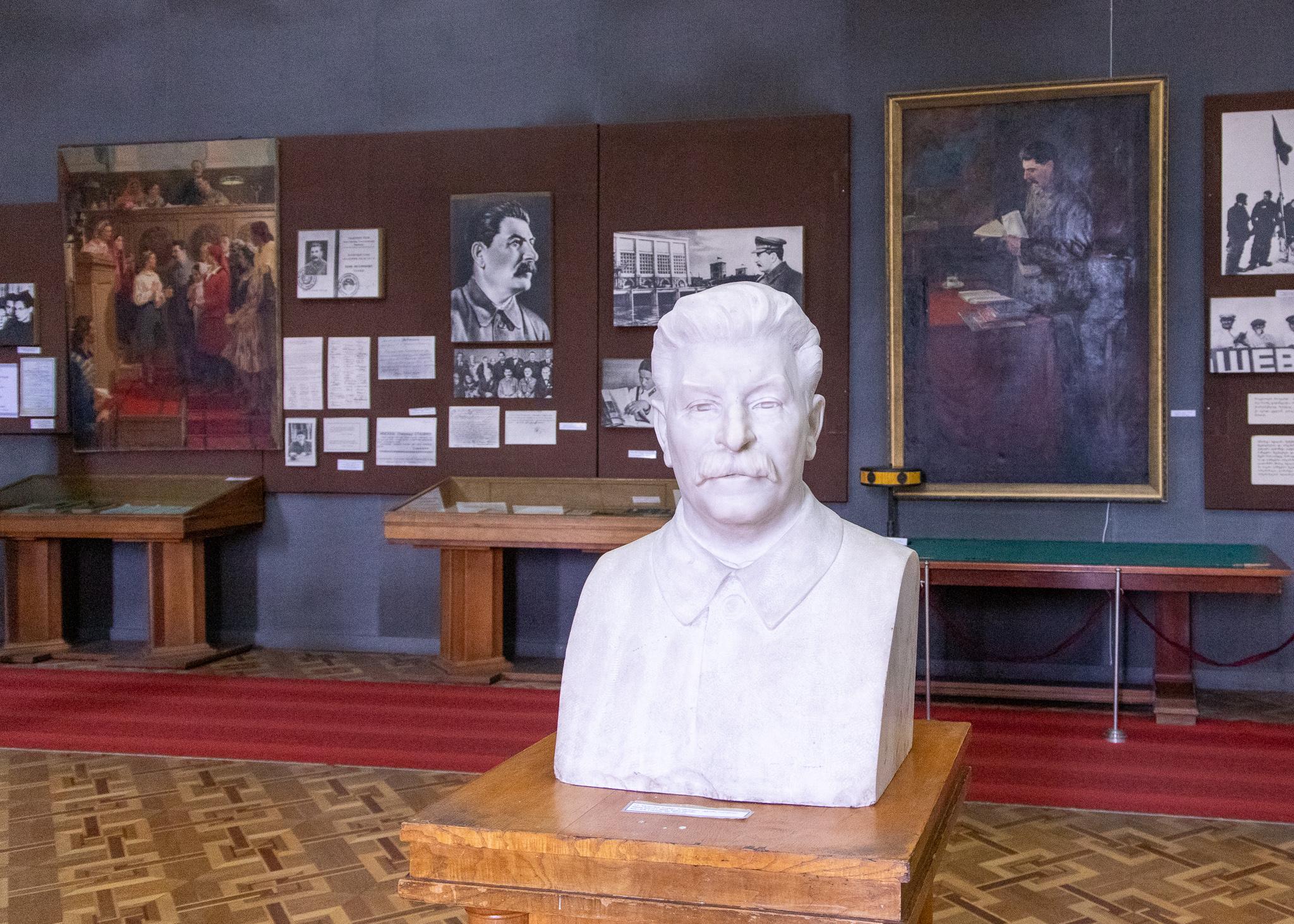 Stalin/Jugashvili, the man
