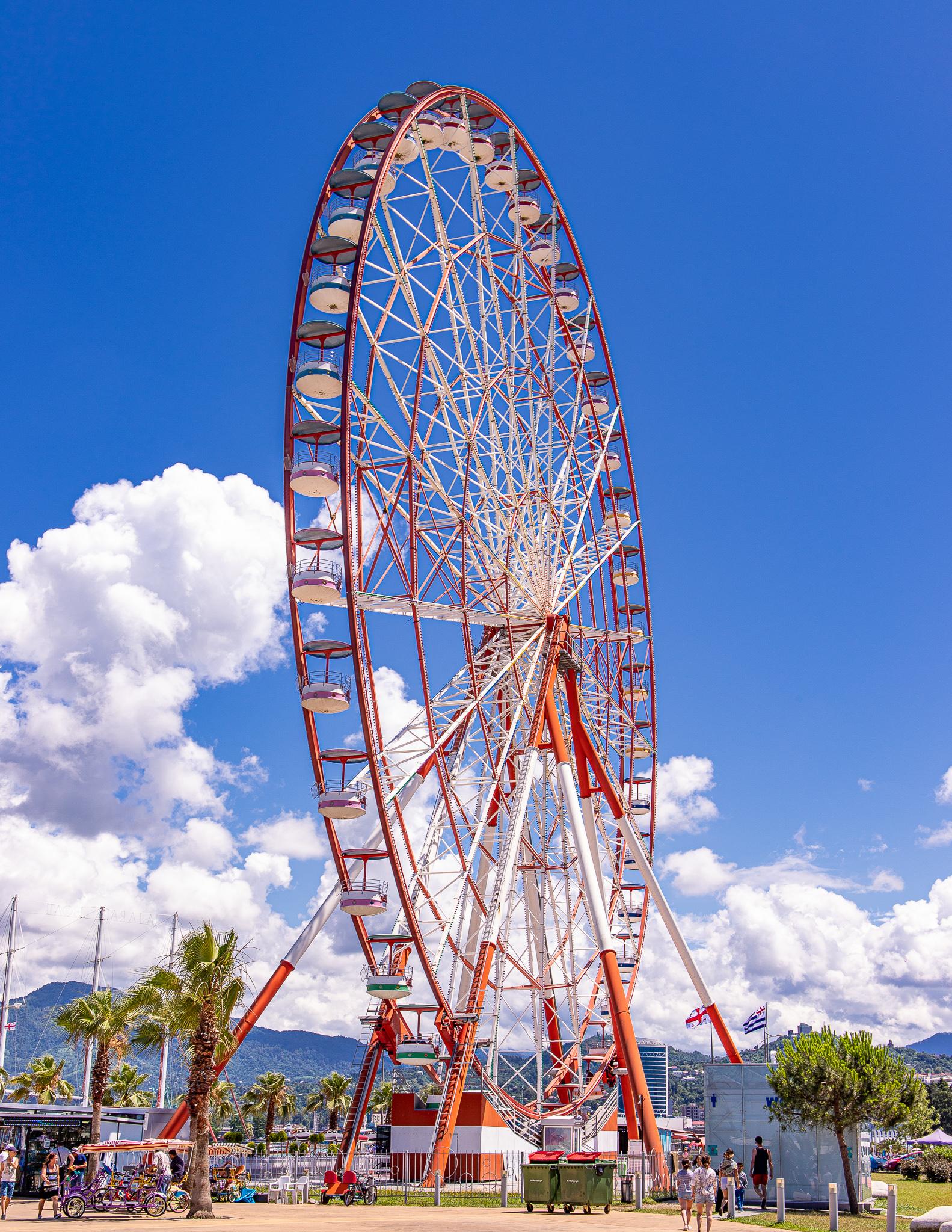 The Batumi Ferris Wheel