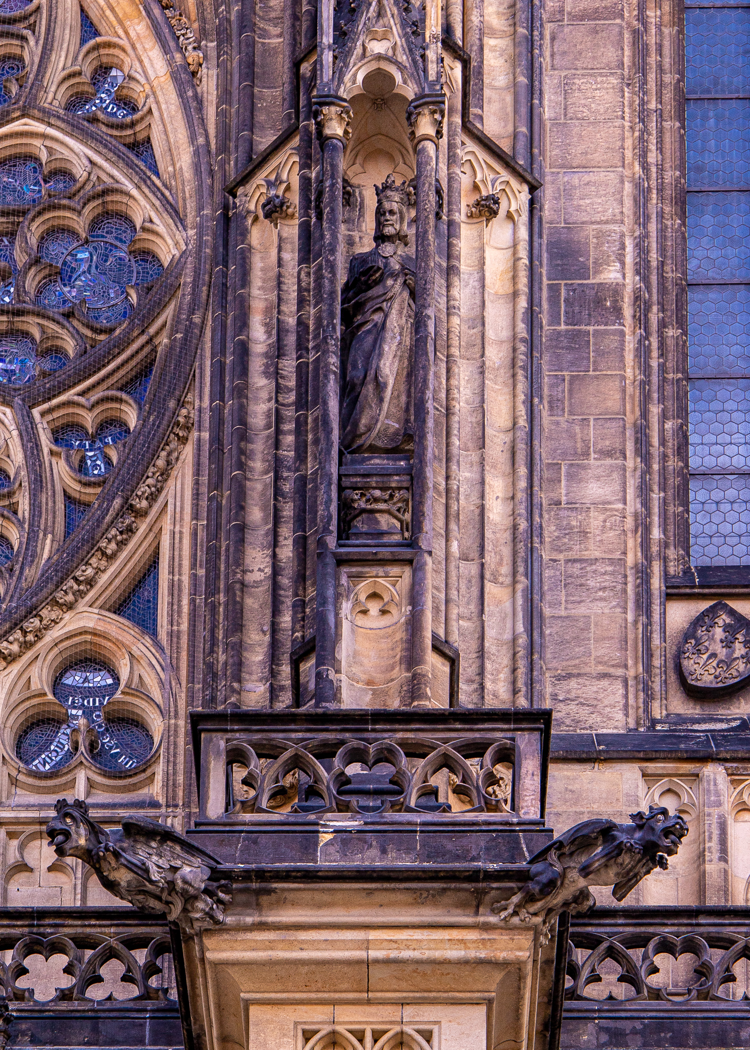 Guardians of the cathedral