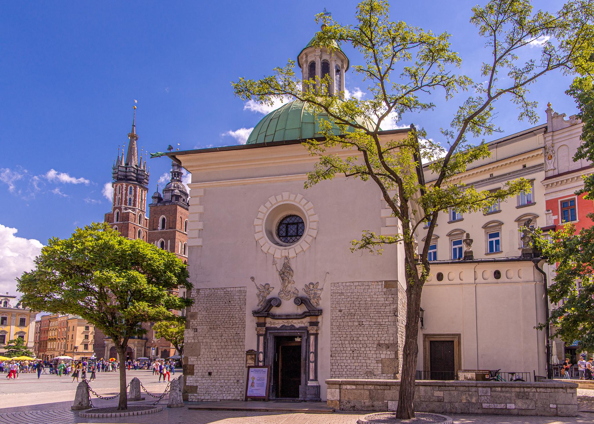 Church of Saint Wjeiech