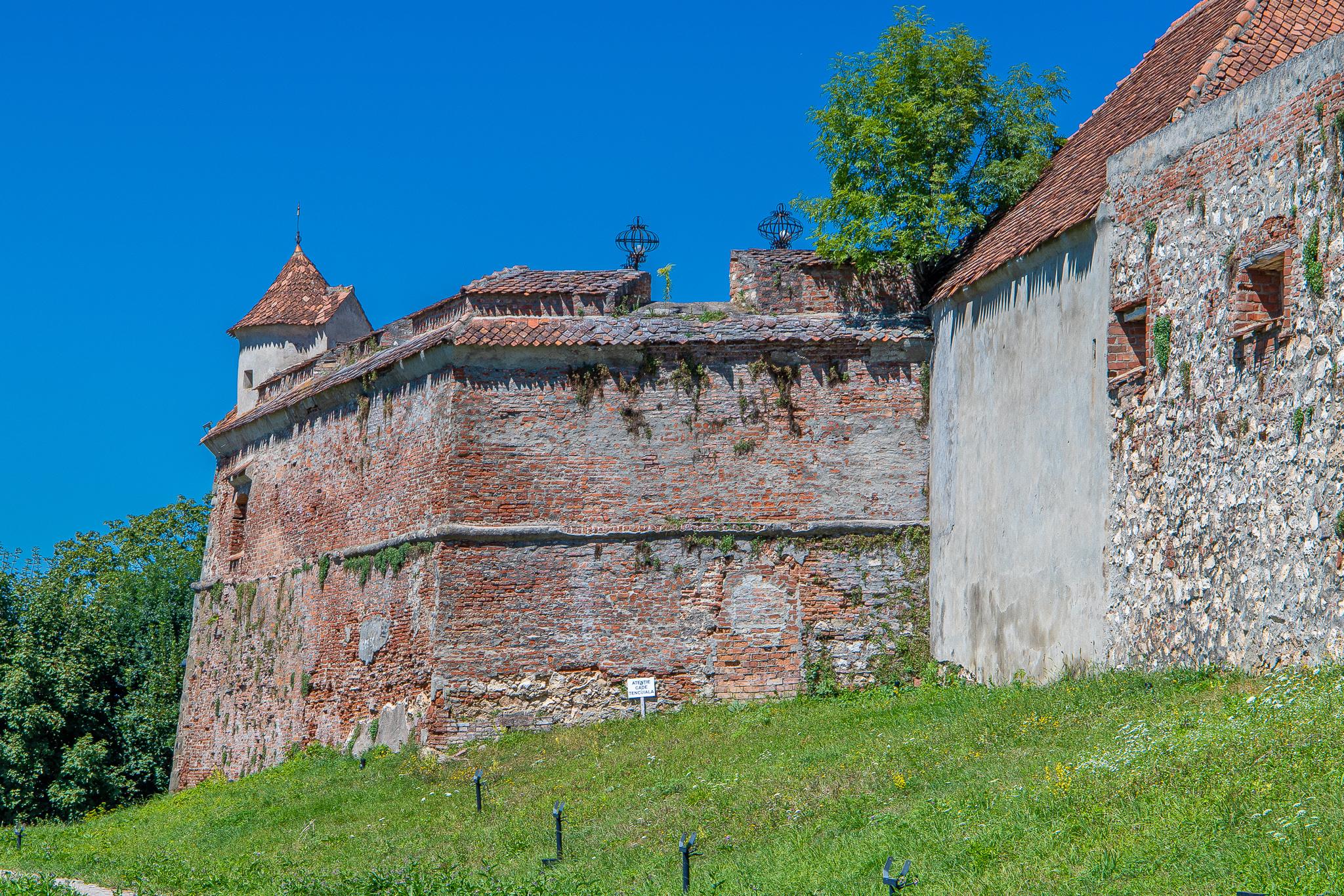 Old Citadel Walls