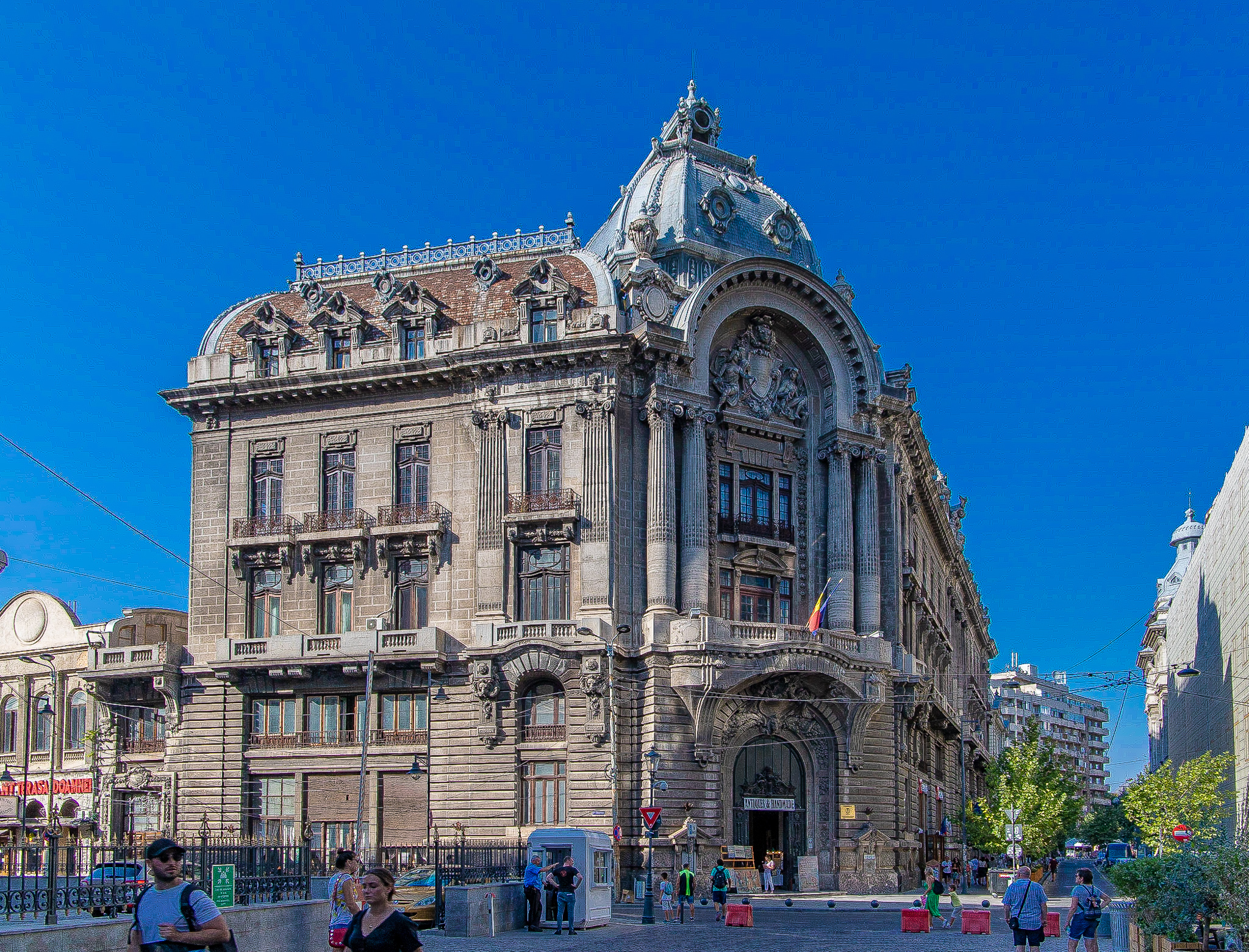 The Stock Exchange Palace/Library