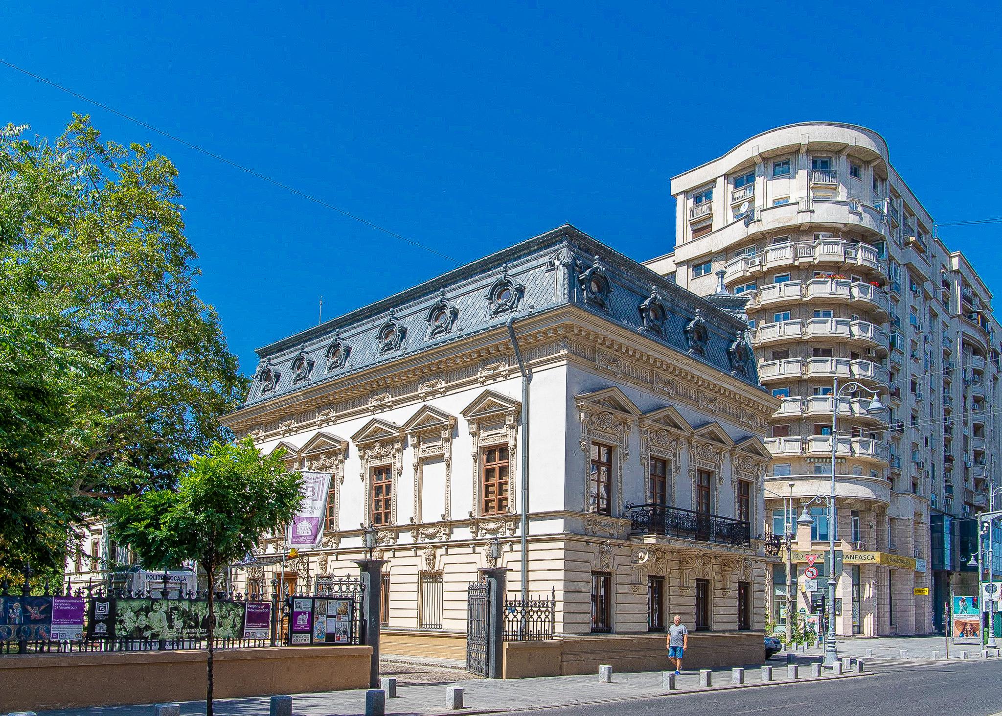 Filipescu Cesianu House