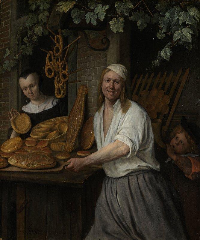 2101 Jan Steen, bakker SK-A-390.jpg
