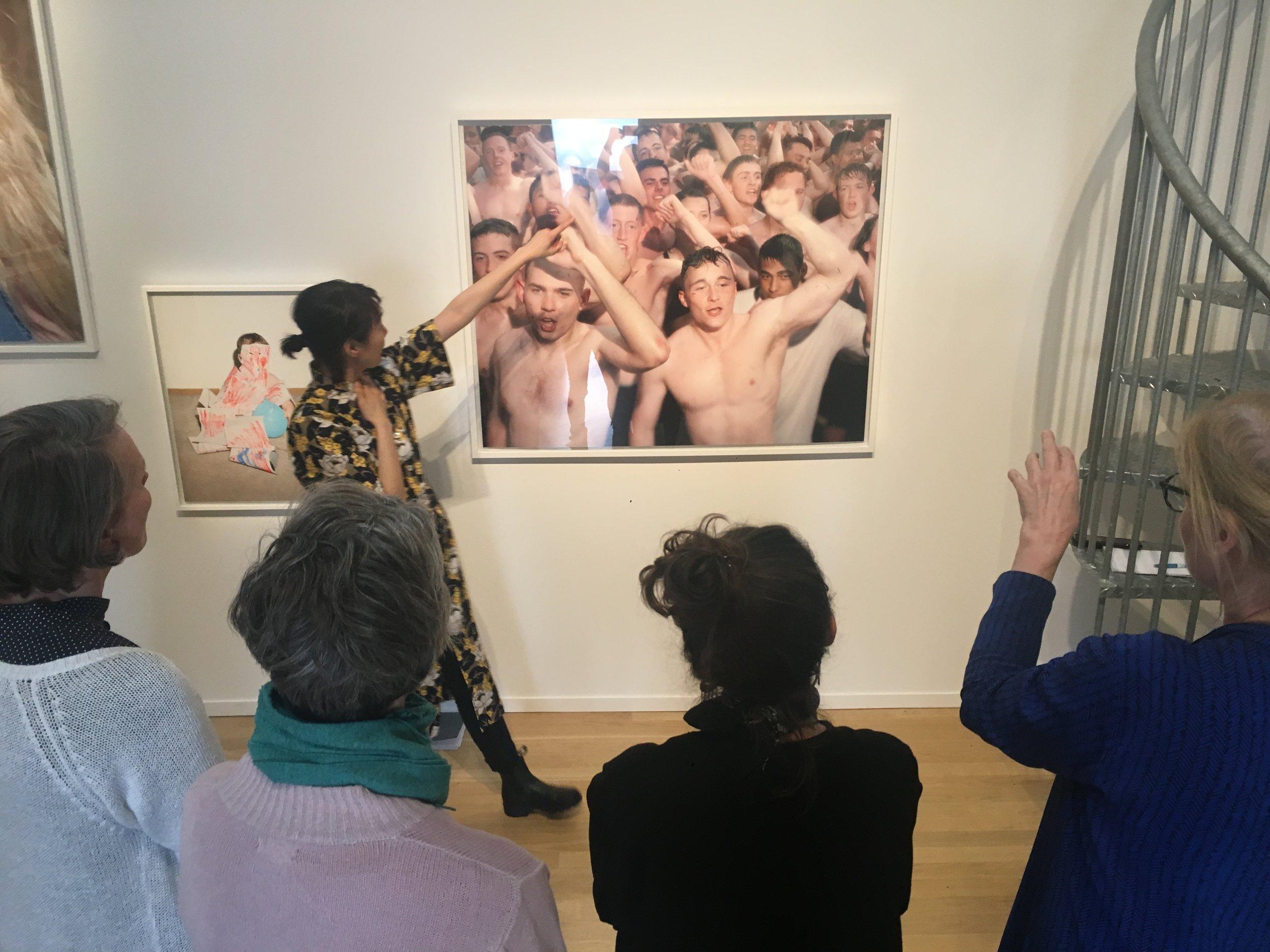 Foto: Adelijn van Huis, Besproken werk: Eva O'Leary (happy valley, 2014-2018)