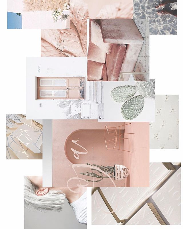 This mood board is roughly a year old and one of my favorites to-date✨ We ended up going an entirely different route with a modified semi- custom, but I miss mood boards like these. So much so that I've decided I'm going to be more intentional and start fresh again. I have a new wave of energy that has me feeling like my old self during the early days of Pink + Peach. Thank you for staying with me during my dormancy to deal with all the fun life changes (like getting married in 3 months! and remodeling our home) and I hope you stay with me as I navigate through this new season of who, what, and where I want Pink + Peach to be 💕