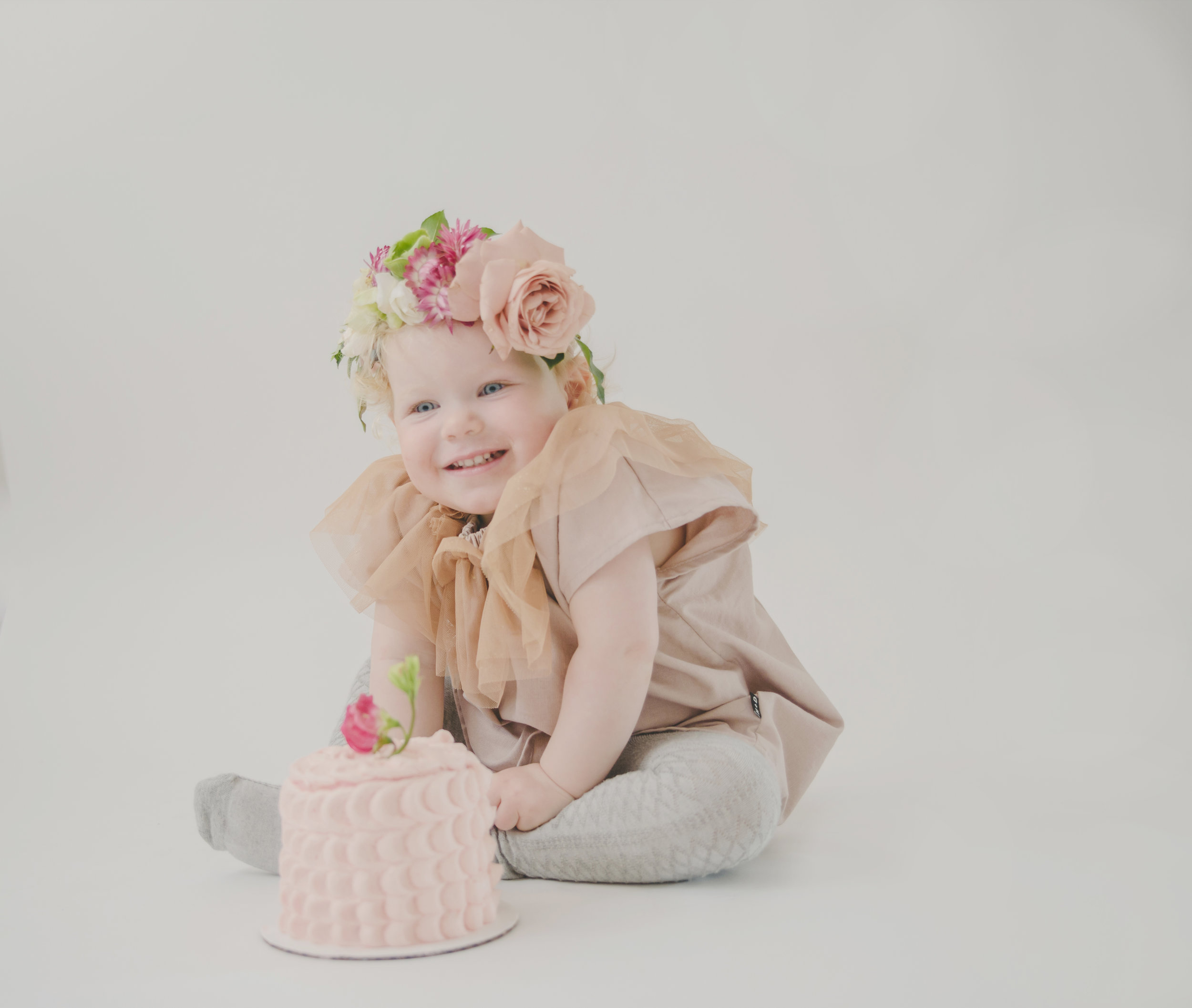 Floral crowns, frilly dresses & cheeky smiles