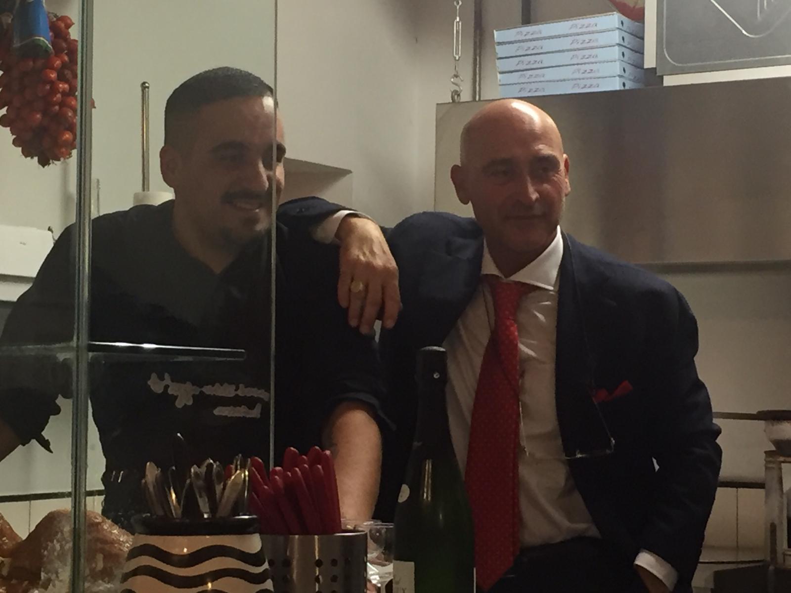 Vincent Andrè VAIRO - TitolareModa, Gioielli ed infine Pizzaria. Passioni del Cuore.
