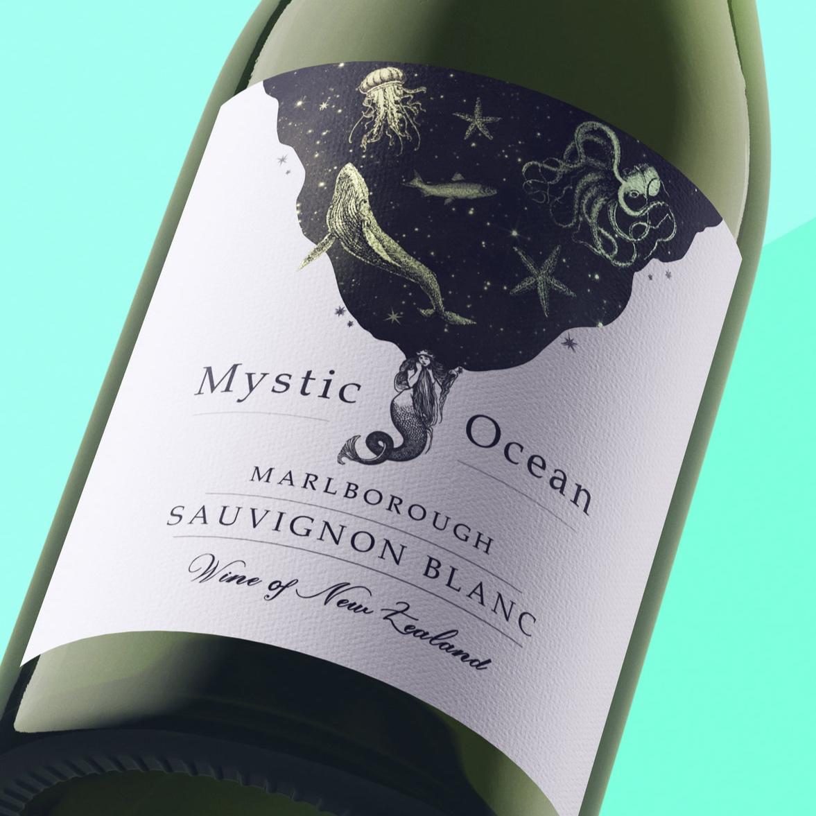 Mystic Ocean Sauvignon Blanc
