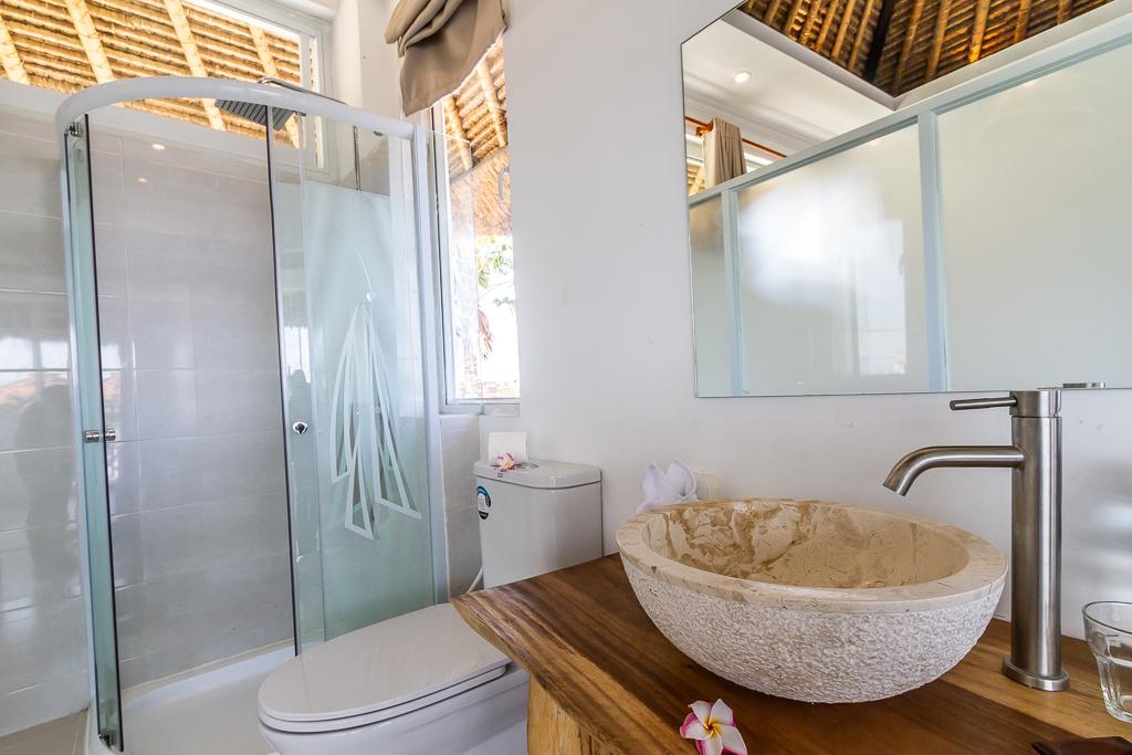 villa bunny bathroom