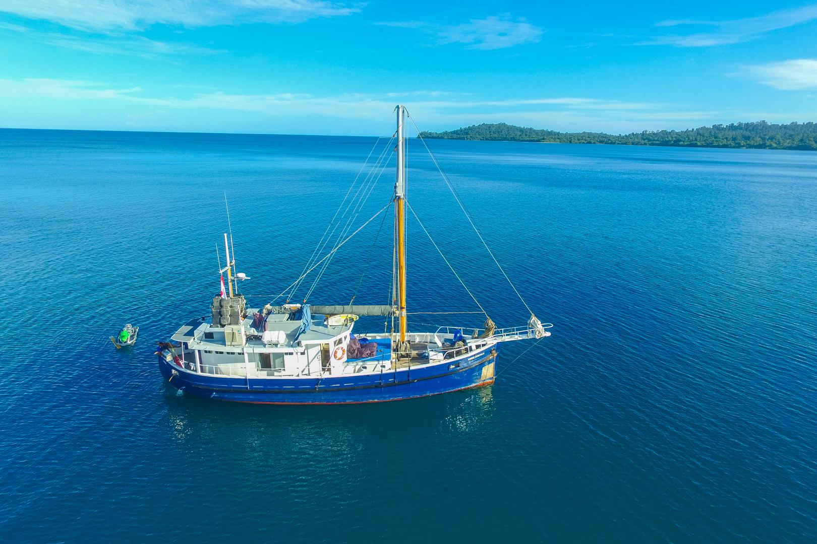 Anne Judith boat management bali