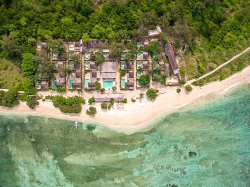 Avia villa gili meno management resort