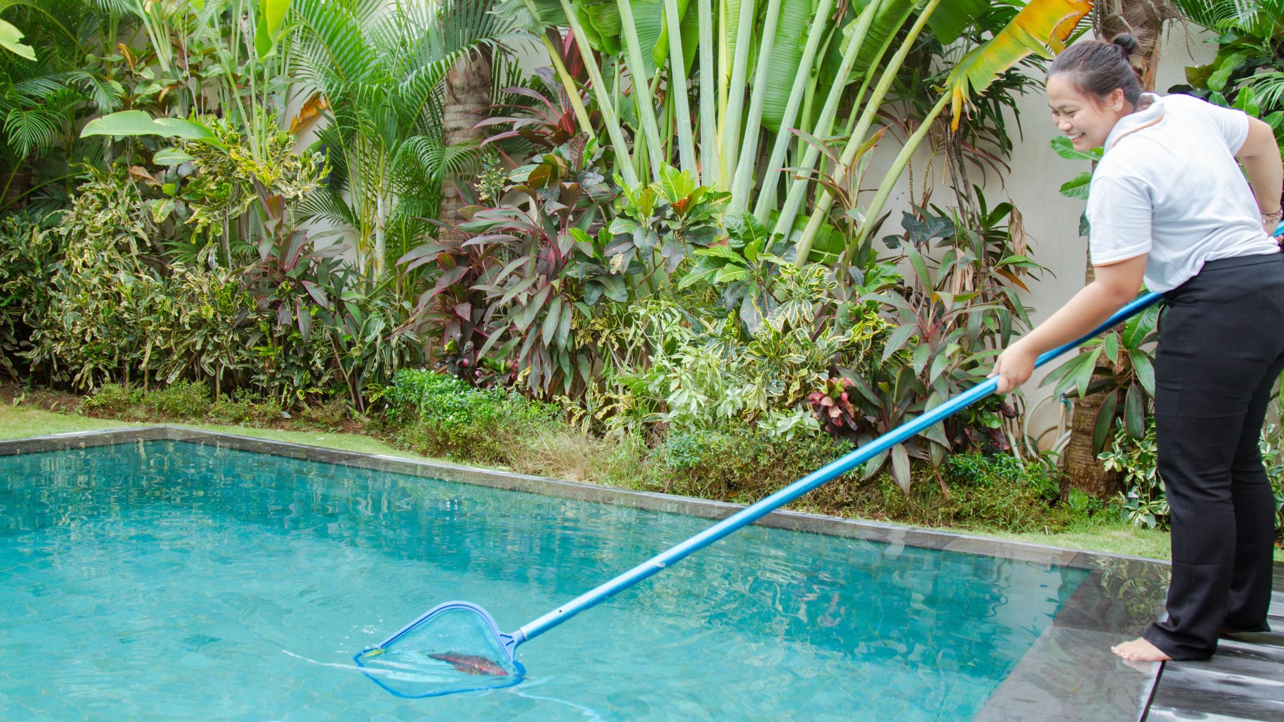 Bali management villa maintenance