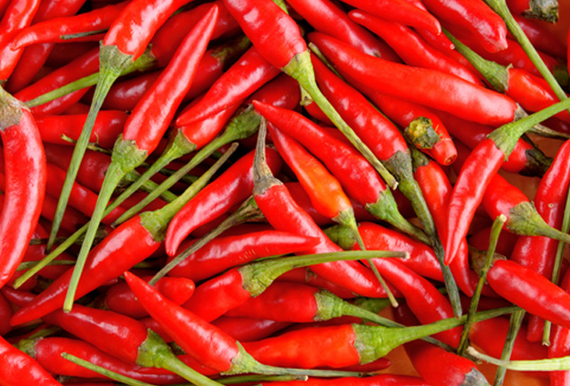 The Cayenne - A chef's favourite and features in many popular Spanish dishes.