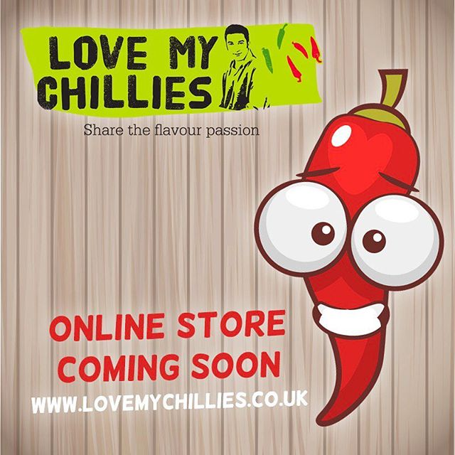 Great news chilli fans! We will soon be launching our online store where you will be able to purchase our chillies in bulk directly from our farm. . #chillies #lovemychillies #spicy #chillipepper #carolinareaper #komododragon