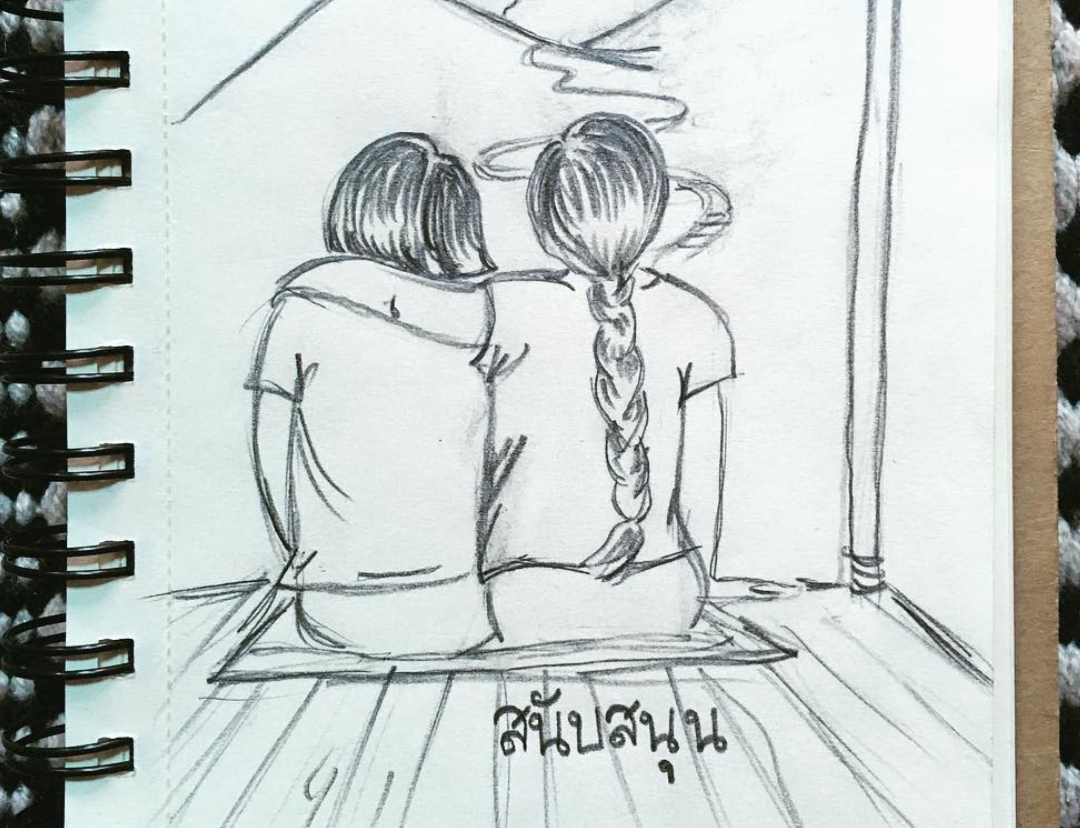 """""""I'm always beside you."""" - by Ginny Coleman"""